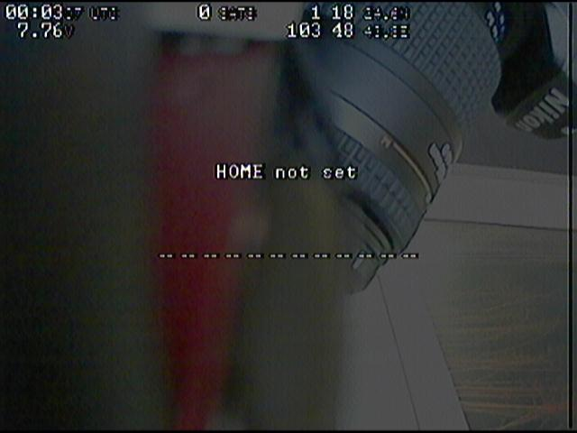 Non-CVBS compliant signal from Chinese-made CMOS camera. Signal was nearly twice mandated by the standard.